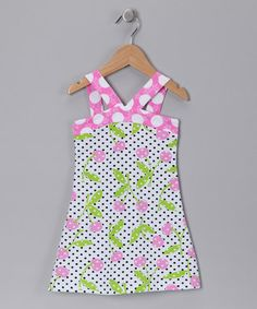 Adorable summer dress for the little princess of the house!