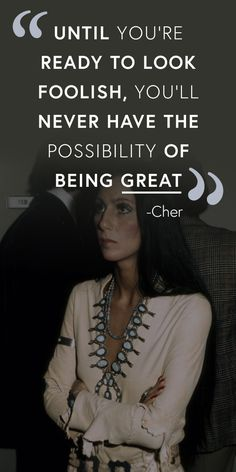 Quote from Cher