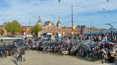 Amsterdam Central Station: a gorgeous building http://www.dutchamsterdam.nl/159-amsterdam-central-station