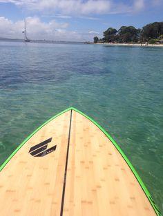 Heaven on water