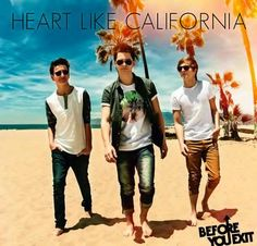 #HeartLikeCalifornia