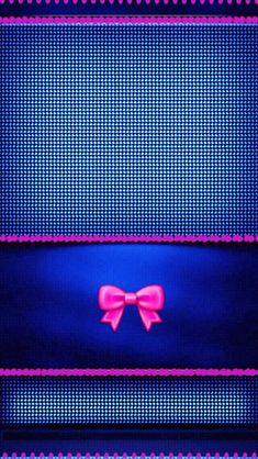 Blue Wallpapers, Iphone Wallpapers, Wallpaper Backgrounds, Bows, Shades, Bright, Arches, Bowties, Iphone Wallpaper