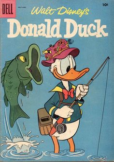 A cover gallery for the comic book Donald Duck Vintage Disney Posters, Vintage Cartoons, Old Cartoons, Vintage Comics, Cartoon Wallpaper, Cute Disney Wallpaper, Retro Wallpaper, Donald Duck Comic, Cartoon Posters