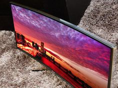 LG releases details about an upcoming curved 21:9 monitor, plus a display for gamers http://cnet.co/1uND4oG