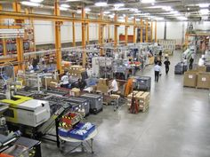 Stihl, German outdoor power equipment company's plant in Virginia Beach, VA named 2015 Plastics Processor of the Year.   1,900 employees, 151 robots and 27 injection molding machines.  Makes trimmer mowing heads.