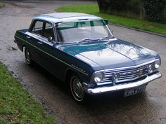 Vauxhall PB Cresta 3.3 very rare. (1964) (picture 2 of 6)
