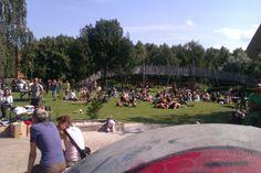 Folkets Park. En grøn oase og samlingspunkt på Nørrebro.