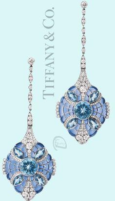 Emmy DE * Tiffany & Co. Earrings