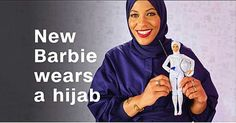 Mattel has announced that they'll be releasing the first-ever Muslim Barbie doll based on the likeness of an anti-American, anti-Trump woman.