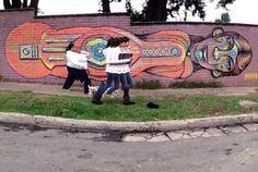 Guache – Bogotá vía FB (Guache) Guache, Street Art
