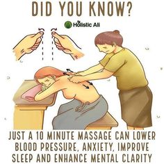 Regular massage therapy sessions have been found to reduce blood pressure levels. In fact, some long-term studies have shown that a…