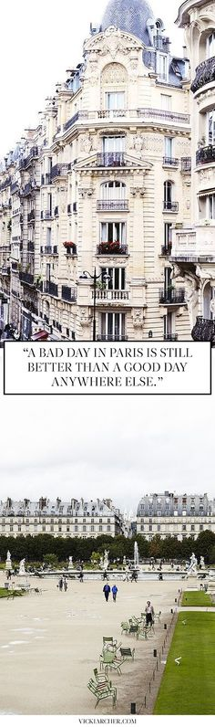 paris is always a good idea.  I left my ❤️in Paris