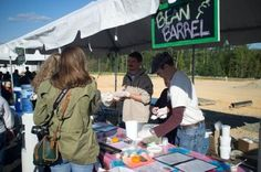 Bean & Barrel, located in Chapel Hill, NC, dishing up some peppery amazingness at #PepperFest