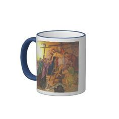 Church of Holy Sepulcher Mug
