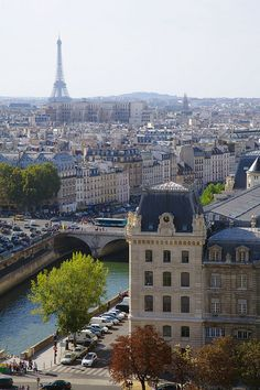 Paris, by brangal, via Flickr