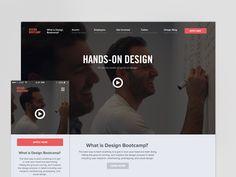 Design Bootcamp Update