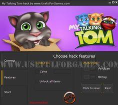 My talking tom hack is here http://usefulforgames.com/my-talking-tom-hack
