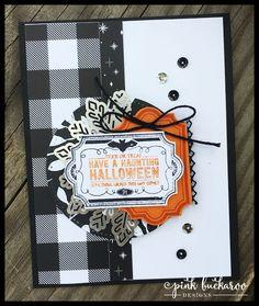 Pink Buckaroo Designs: Labels of Love Cards Three Ways
