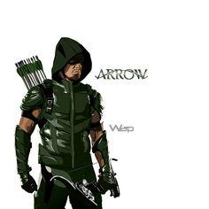 Green Arrow #Season4