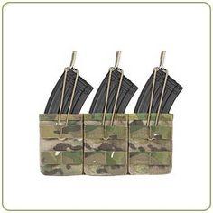 Warrior Assault Systems Triple MOLLE Open AK 7.62mm
