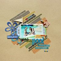 A Project by corej from our Scrapbooking Gallery originally submitted 08/01/12 at 02:06 PM