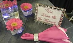 """""""Blinged Out"""" Decor by Alpha Prosperity Events"""