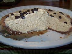 Low Carb Peanut Butter Pie
