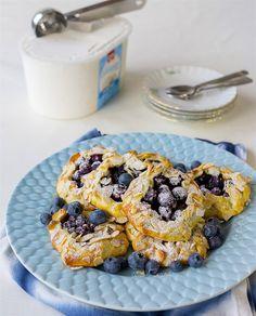 Små blåbärspajer - ZEINAS KITCHEN