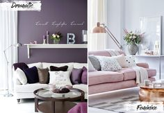 ALL ABOUT COLOUR - TIPS AND TRICKS Couch, Colours, Flooring, Wall, Tips, Blog, Furniture, Home Decor, Settee