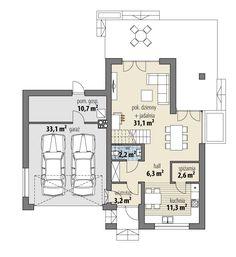 Elsa II Floor Plans, Design, Houses, Plants, Home, Projects, Floor Plan Drawing, House Floor Plans