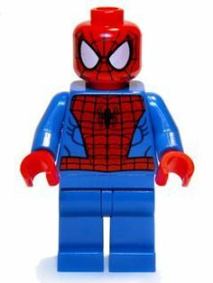 Lego Super Heroes Spiderman Minifigure [Toys « Game Searches