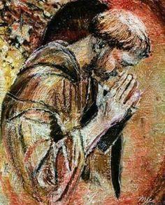 Porque dando es como recibimos; perdonando es como somos perdonados; y muriendo…