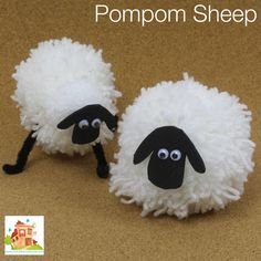 Pompom sheep facebook