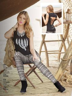 catalogo de ropa de moda primavera-verano 2014. HERMOSO♥