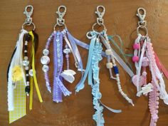 Marly Design: Sleutelhangers maken / making key rings