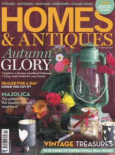 homes antiques magazine october 2013