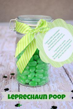 Leprechaun Poop-A Fun Idea for St. Patrick's Day