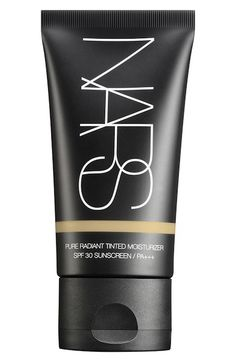 NARS Pure Radiant Tinted Moisturizer SPF 30 – Perfect Glow Getter for Spring!