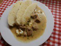 RECEPTY OMÁČKY   Mimibazar.cz Czech Recipes, Ethnic Recipes, Snack Recipes, Snacks, Hummus, Mashed Potatoes, Pork, Menu, Czech Food