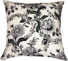 The Pillow Decor decorative throw pillow collection includes the Tuscany Linen Floral Print Throw Pillow White Throw Pillows, Linen Pillows, Cotton Pillow, Throw Pillow Sets, Decorative Throw Pillows, Toss Pillows, Pillow Talk, Accent Pillows, Cushions