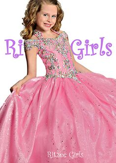 374d8c824c2f 18 Best Ritzee Girls Fall 2014 Pageant Dresses images