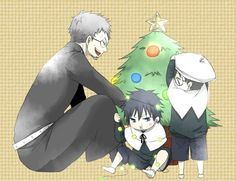 Ao no Exorcist Christmas