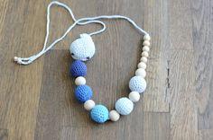 Collana Allattamento-Nuring Necklace di RosaPeonia su Etsy
