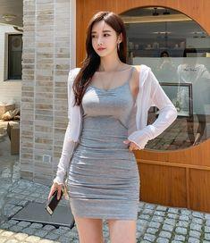 Sexy Asian Girls, Beautiful Asian Girls, South Korea Fashion, Teen Girl Poses, Fashion Models, Female Fashion, Asian Fashion, Asian Woman, Asian Beauty