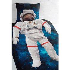 Joeri dekbedovertrek astronaut 1 pers.? Bestel nu bij wehkamp.nl