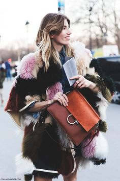 Follow Rent a Stylist http://www.pinterest.com/rentastylist/ STREET STYLE PFW V