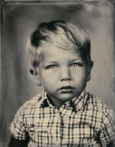 Tintype Portland - Portland's Original Tintype Portait Studio --- fabulous portrait photographer Clarke Galusha in Portland Oregon (runs his home based studio) Children Photography, Art Photography, Boy Character, Character Reference, Wet Plate Collodion, Call For Entry, Boy Face, Portrait Photographers, Portraits