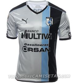 Camisetas de la Liga MX 2016-17