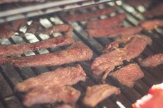 Beef Jerky on the Traeger Smoker Beef Jerky Recipe, Traeger Jerky Recipe, Simple Beef Jerky Recipe, Smoked Beef Jerky, Best Beef Jerky, Pork Jerky, Traeger Recipes, Grilling Recipes, Beef Recipes