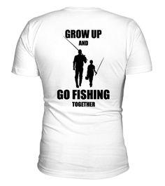 Family shirt - Go Fishing  #gift #idea #shirt #image #funny #fishingshirt #mother #father #lovefishing